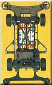 Tanya: jenis-jenis Chassis TAMIYA Mini4WD, kelebihan dan kekurangannya?